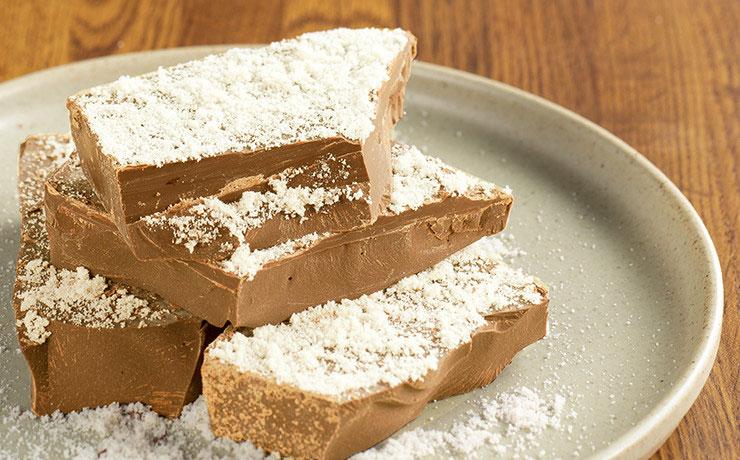 塩キャラメルチョコレート